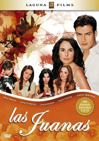 Las Juanas (Mexican TV series) - Image: Las Juanas