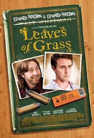 Leaves of Grass (film) - Promotional poster