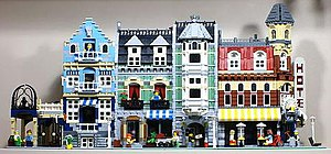 Lego Modular Buildings - Wikipedia