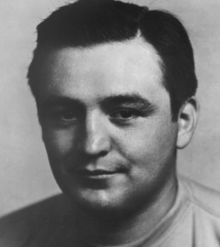 A headshot of Simonetti from his college years