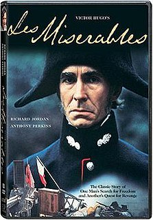 <i>Les Misérables</i> (1978 film) 1978 English-language film based on the novel of the same name directed by Glenn Jordan