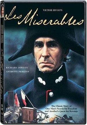 Les Misérables (1978 film) - Image: Les Miserables 1978