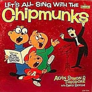 Let's All Sing with The Chipmunks - Image: Letssingwiththechipm unks 1961