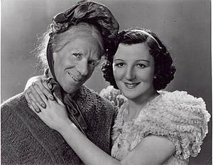 Arthur Lucan - Arthur Lucan and Kitty McShane as Old Mother Riley and her daughter 'Kitty'.