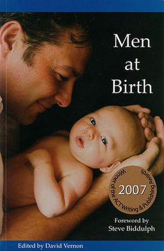 Men at Birth - Image: M@B Award Cover