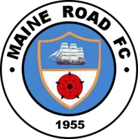 Maine Road F.C. badge