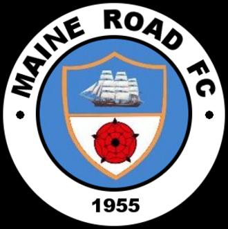 Maine Road F.C. - Maine Road F.C. badge