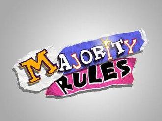 Majority Rules! - Image: Majority Rules Logo