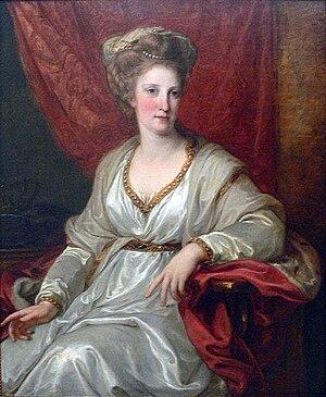 La Tosca - Queen Maria Carolina
