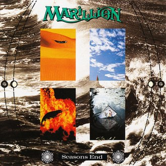 Seasons End - Image: Marillion SE