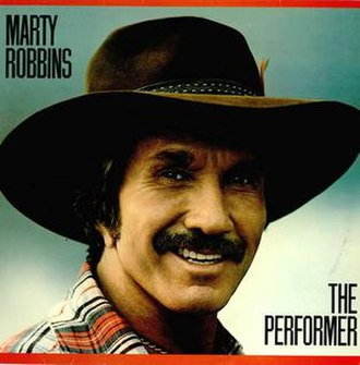 The Performer (Marty Robbins album) - Image: Marty+Robbins The+Performer