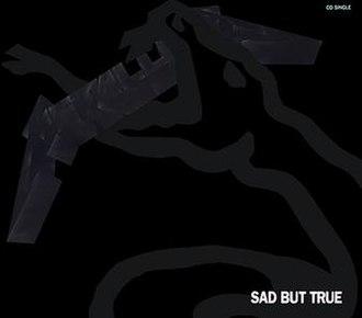 Sad but True - Image: Metallica Sad but True cover