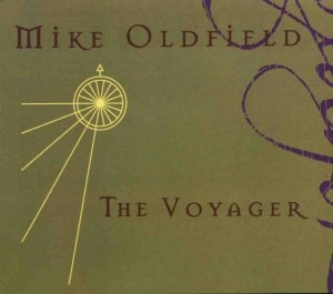 "Voyager (Mike Oldfield album) - The German promo single for ""The Voyager"""
