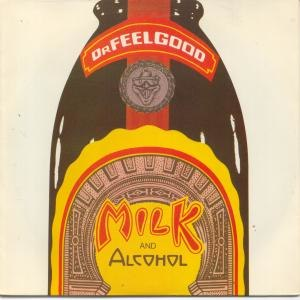 Milk and Alcohol - Image: Milk and Alcohol single cover