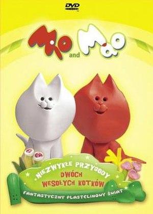 Mio Mao - Polish DVD cover