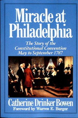 Miracle at Philadelphia - Book cover of the 1986 edition