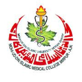 Mohi-ud-Din Islamic Medical College - Logo of Mohi-ud-Din Islamic Medical College