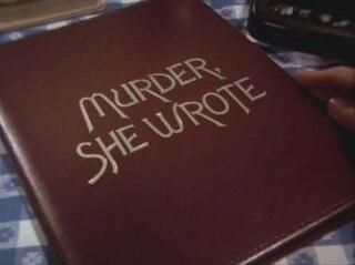 <i>Murder, She Wrote</i> American crime drama television series