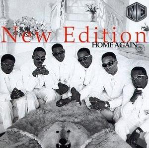 Home Again (New Edition album) - Image: Nehomeagain