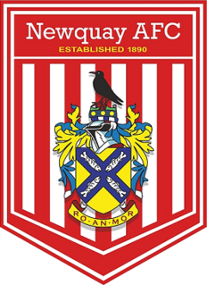 Newquay A.F.C. Association football club in England