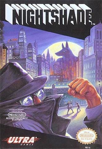 Nightshade (1992 video game) - Nightshade