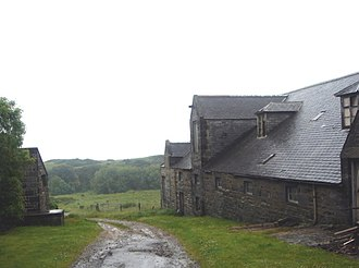 Glenglassaugh distillery - Image: Old Maltings
