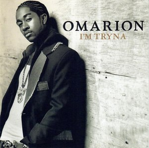 I'm Tryna - Image: Omarion I'm Tryna