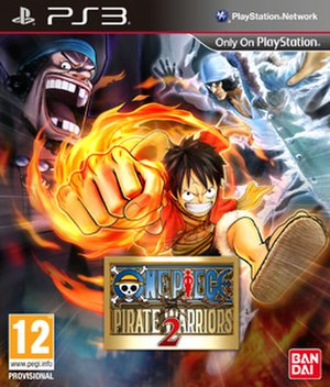 One Piece: Pirate Warriors 2 - Image: One Piece Pirate Warriors 2