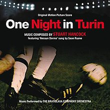 One Night in Turin CD cover.jpg