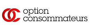 Option consommateurs - Image: Option consommateurs Logo