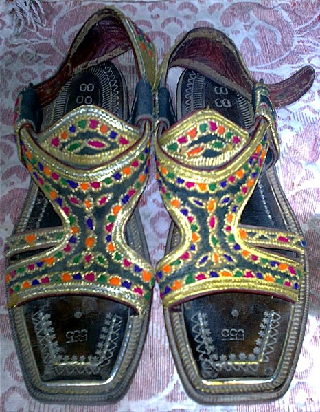 Pakistan Dress Shoes Women