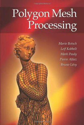 Geometry processing - Image: Polygon Mesh Processing Book Cover