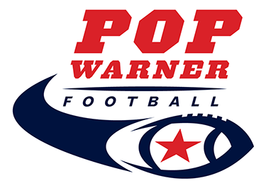 Pop Warner Little Scholars logo masked