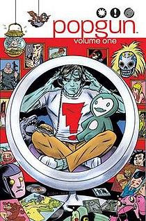 <i>Popgun</i> (comics)