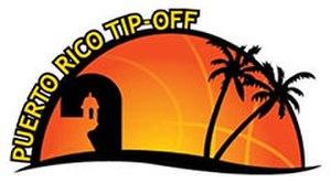 Puerto Rico Tip-Off - Image: Puerto Rico Tip Off Logo