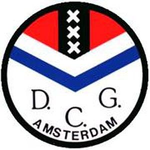 RKSV DCG - Image: RKSV DCG Amsterdam logo