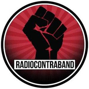 RadioContraband - Image: Radio Contraband Logo