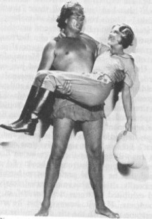 James Pierce - James H. Pierce and Joan Burroughs Pierce starred in the 1932-34 Tarzan radio series