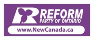 Reform Party of Ontario - Image: Reformontario