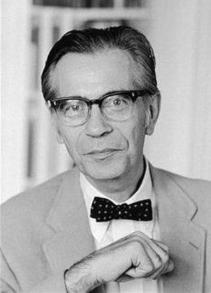 Richard Hofstadter - Hofstadter circa 1970