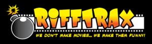 RiffTrax - Image: Rifftrax Logo