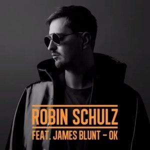 OK (Robin Schulz song) - Image: Robin Schulz OK Cover