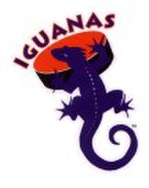 San Antonio Iguanas - Image: SA Iguanas Logo