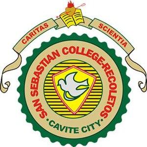 San Sebastian College–Recoletos de Cavite