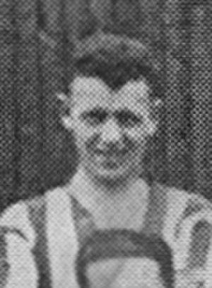 Samuel Ward (footballer) - Ward while with Brentford in 1927.