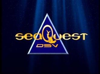 SeaQuest DSV - The seaQuest DSV maintitle