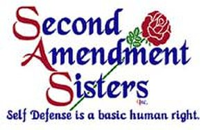 Second Amendment Sisters - Image: Second Amendment Sisters logo