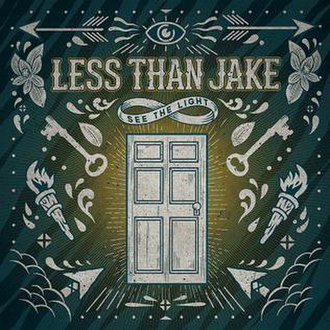 See the Light (Less Than Jake album) - Image: Seethelight by LTJ