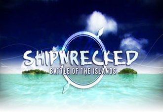 Shipwrecked (TV series) - Shipwrecked: Battle of the Islands logo (2006–09)