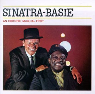 Sinatra–Basie: An Historic Musical First - Image: Sinatrabasiealbum